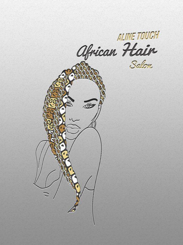 LogoAfricanHair