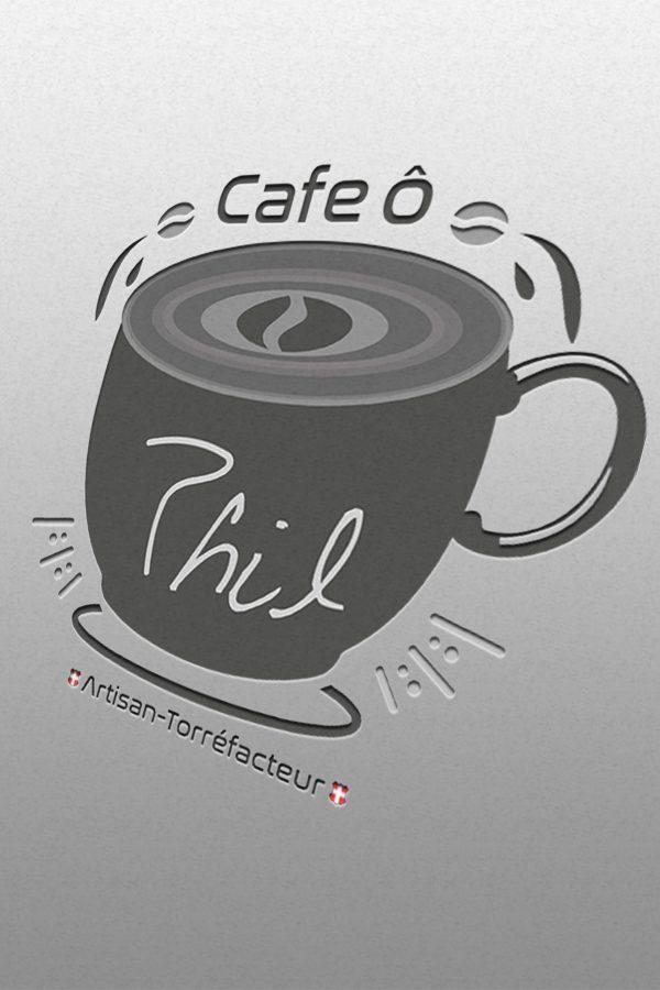 LogoCaféOPhil