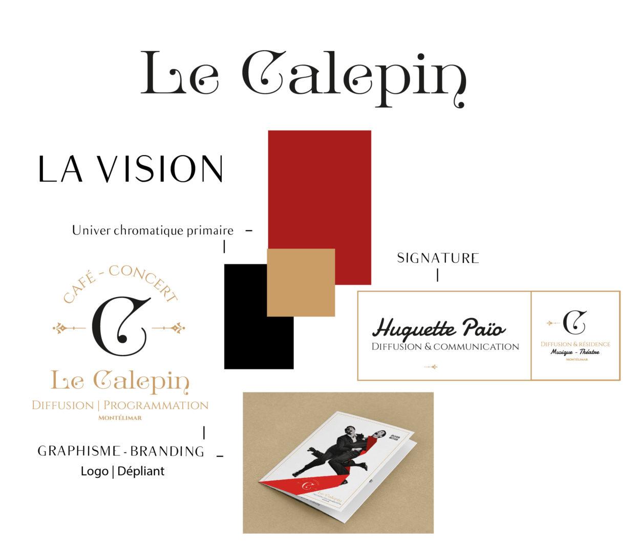 Présentation le Calepin